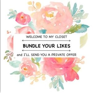 Other - Bundle your likes! SALE!!!